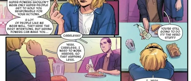 Spider-Gwen: Ghost Spider #1 Review