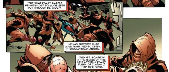 Amazing Spider-Man #10 Review