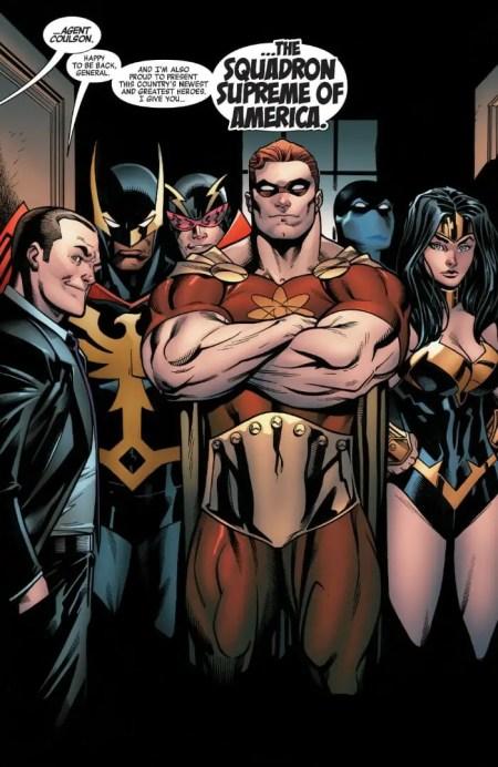 Avengers 10 Highlight