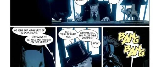 Batman #58 Review