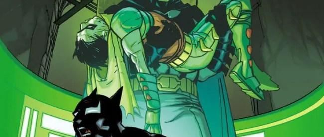 Batman Beyond #29 Cover