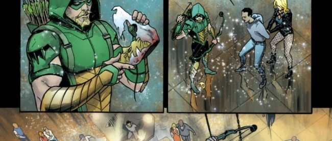 Green Arrow #46 Review