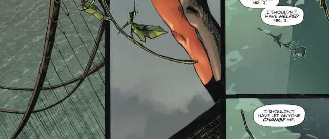 DC Comics Heroes in Crisis #2 Review