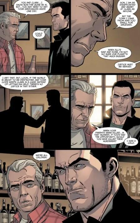 Injustice 2 Annual 2 Highlight