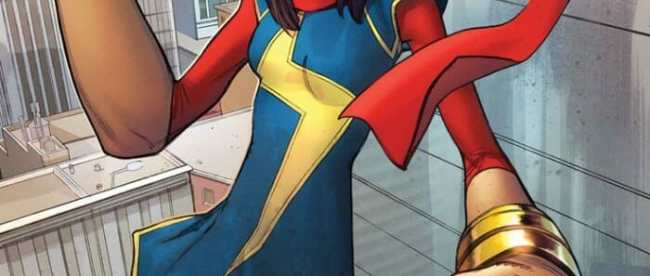 MS. MARVEL #38 Cover