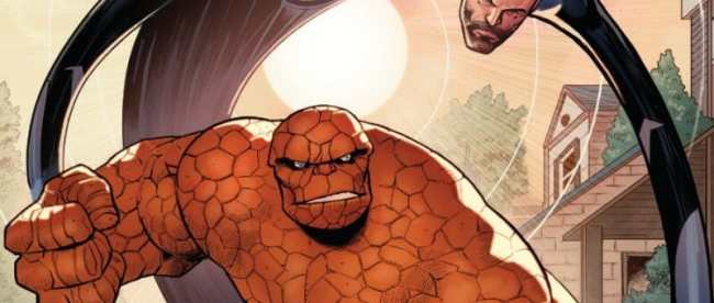 Marvel Two-In-One #11 Review