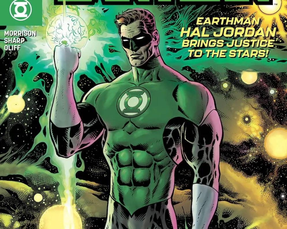 The Green Lantern #1 Review