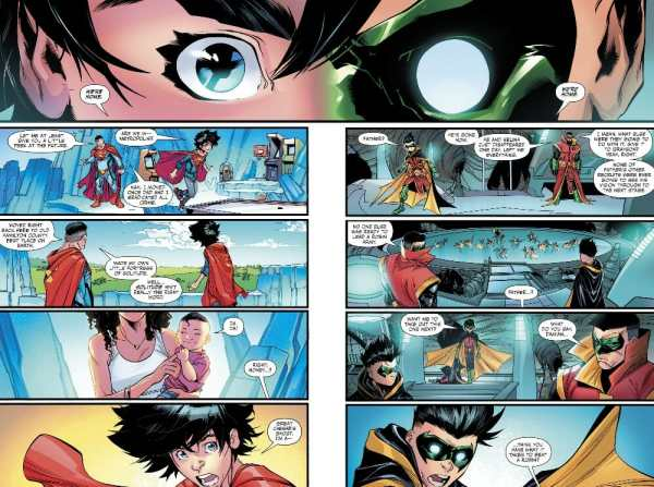 ADVENTURES OF THE SUPER SONS #5