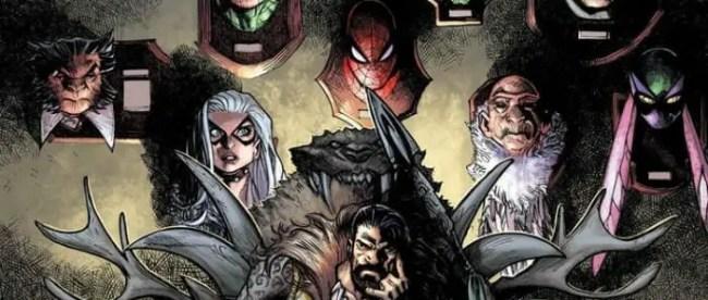 Amazing Spider-Man #17 Cover