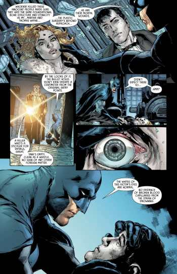 Detective Comics 994 Highlight