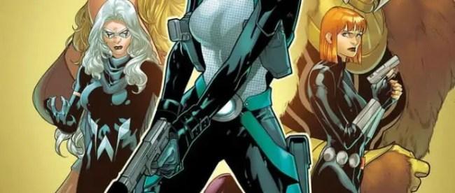 Domino: Hotshots #1 Cover