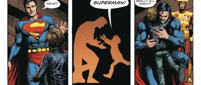 DC Comics Doomsday Clock #8 Review
