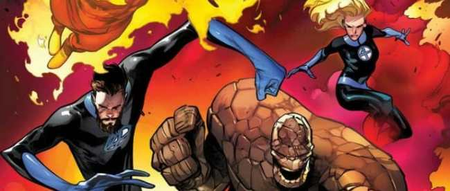 Fantastic Four #8 Cover
