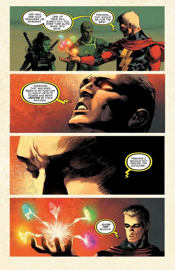 Infinity Wars #6 Spoiler Review - Comic Book Revolution