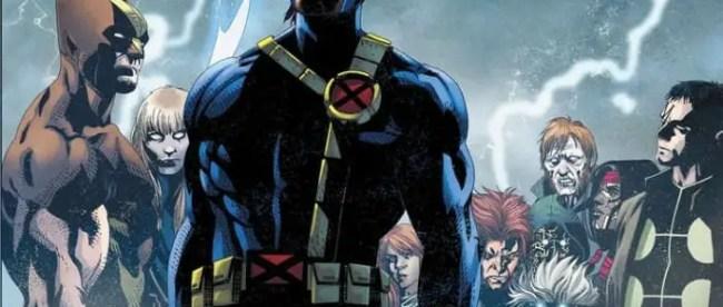 Uncanny X-Men #14 Cover