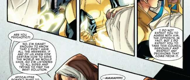 Uncanny X-Men #5 Review