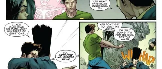 Uncanny X-Men #5 Review