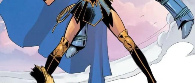 Wonder Woman #59 Review