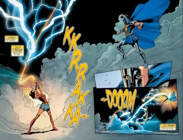 Wonder Woman 60 Highlight