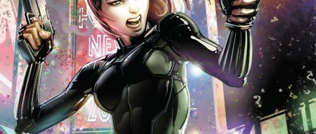 Black Widow #1 Review