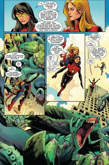 Captain Marvel 1 Moment