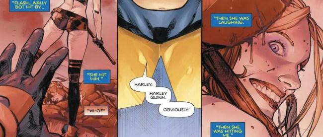 DC Comics Heroes in Crisis #4 Review