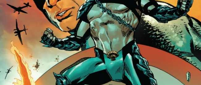 Invaders #1 Review