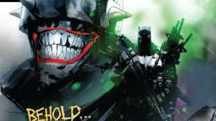DC Comics The Batman Who Laughs #2 Review