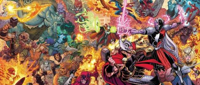 War Of The Realms 1 Cover