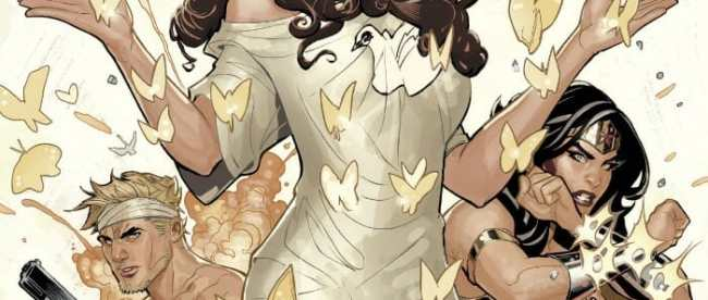 Wonder Woman #61 Review