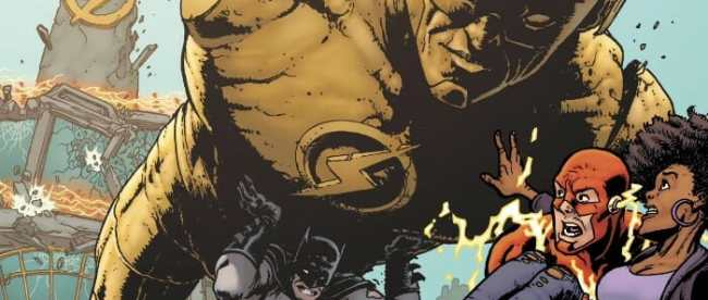 Batman #64 Review