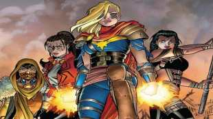 Captain Marvel #2 Review