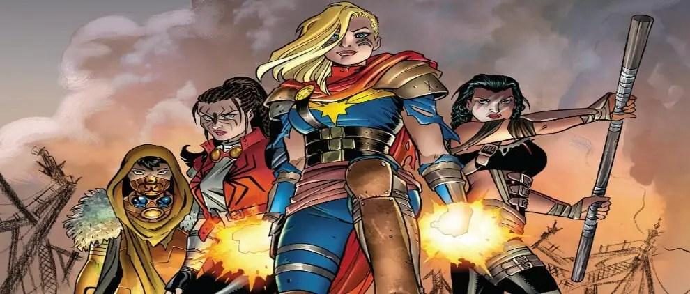 Captain Marvel #2 Review