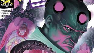 DC Comics Justice League #18 Review
