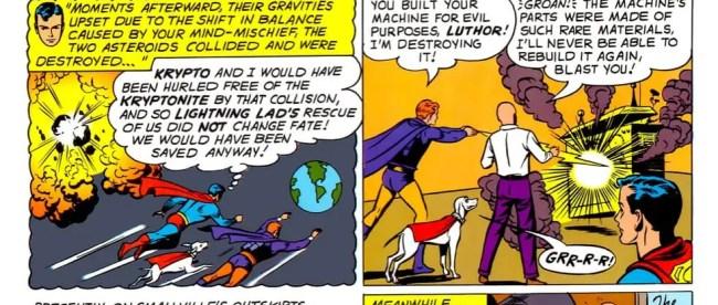 DC Comics Superboy #86 Review