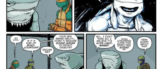 Teenage Mutant Ninja Turtles #91 Bludgeon New Power
