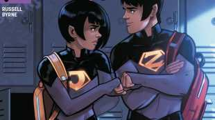 DC Comics Wonder Twins #1 Review