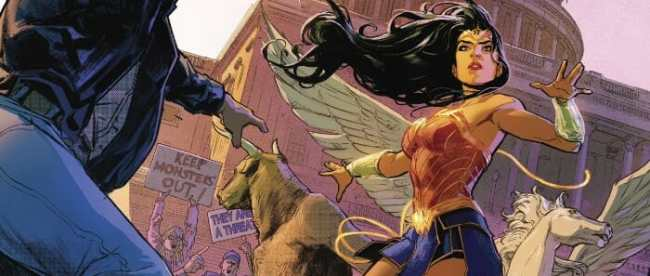 Wonder Woman #63 Review