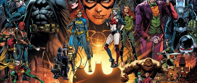 Detective Comics #1000 Jason Fabok Cover