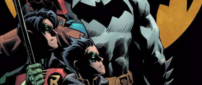 Detective Comics #1000 Patrick Gleason Cover