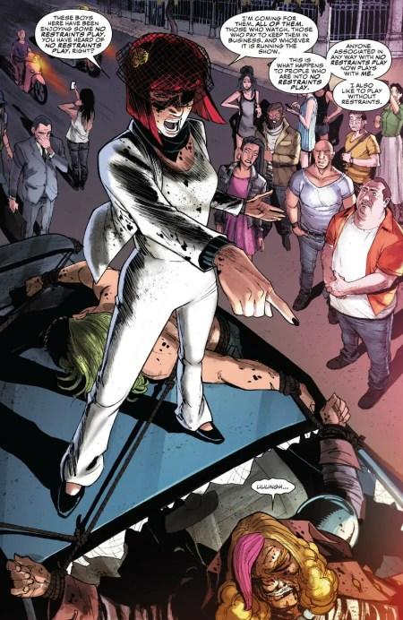 Black Widow #2 Natasha Is In Charge