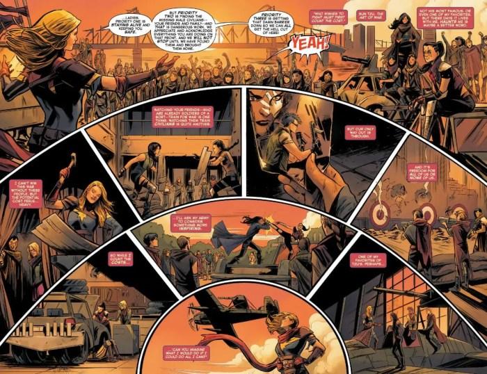 Captain Marvel #3 Moment