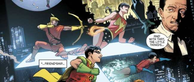 Detective Comics #1000 Review