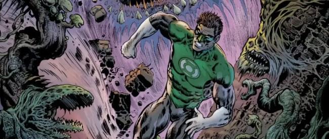 The Green Lantern #5 Review