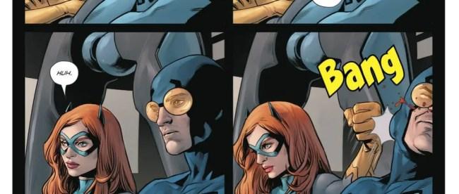 DC Comics Heroes in Crisis #7 Review