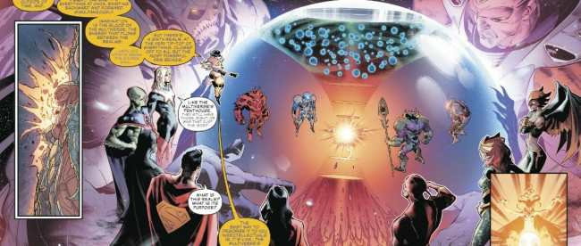 Justice League #19 Review