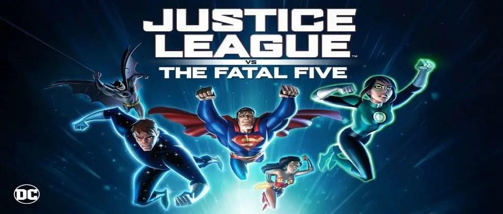 WonderCon 2019: Justice League vs The Fatal Five Review
