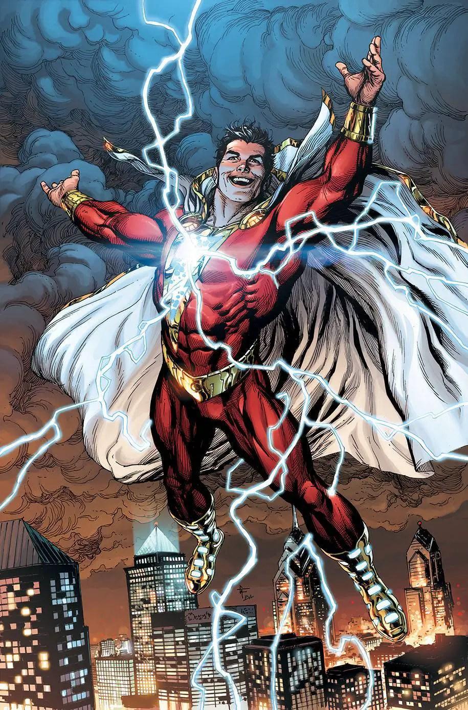 Comic Book Starter Guide: Shazam!