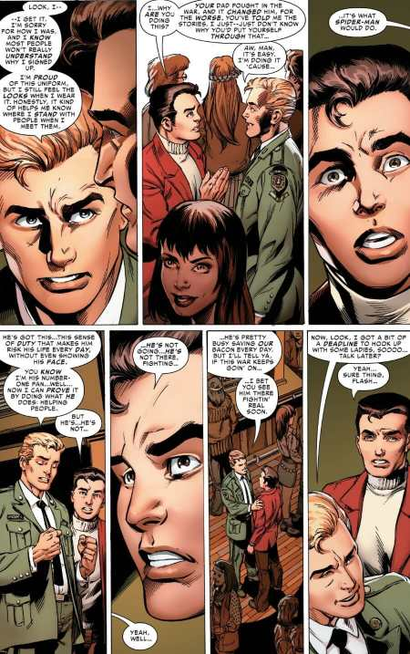 Spider-Man: Life Story #1 Moment