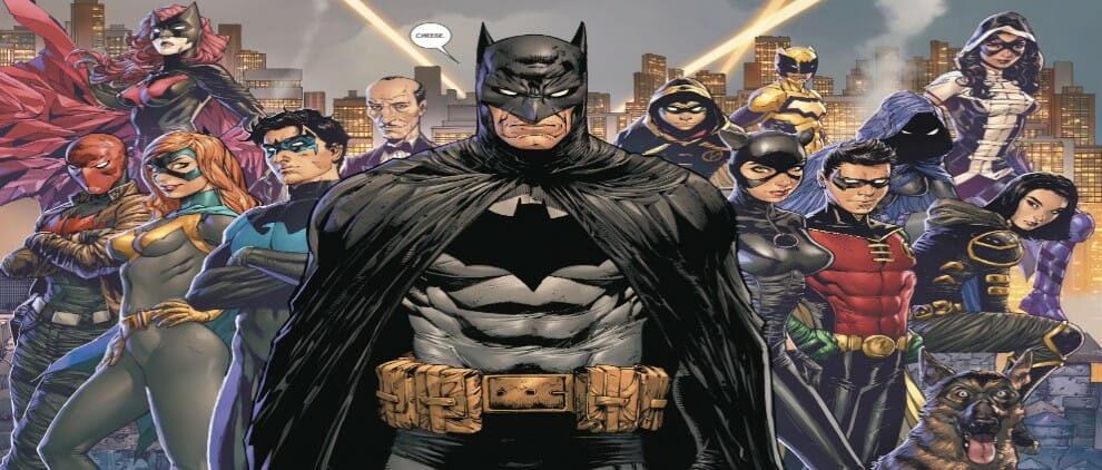 Top Comic Book Moments For March 2019